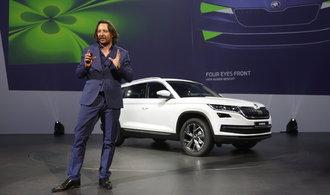 Škoda chce zdvojnásobit dodávky aut v Číně. Představí další SUV