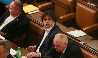 Policie žádá Sněmovnu o vydání poslance SPD Roznera  kvůli výrokům o táboře v Letech