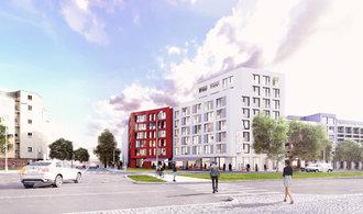 V severní části Nákladového nádraží Žižkov vznikne nová čtvrť, developer představil její podobu