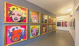 Startuje příběh o tom, jak se Andrew Warhola stal Andy Warholem