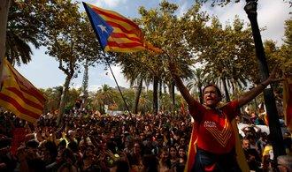 Nejistota v Katalánsku. Stovky společností odchází z regionu