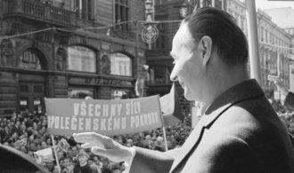 V pražském jaru žádnou inspiraci pro dnešní dobu nevidím, uvádí místopředseda komunistů Grospič
