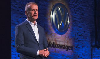 Ve vývoji samořízených vozů jsme dva roky za konkurencí, říká šéf Volkswagenu
