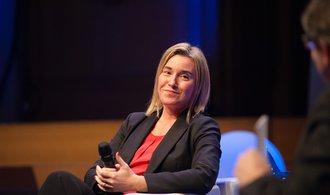 Mogheriniová: Země EU slíbily přijmout až 40 tisíc migrantů z Libye