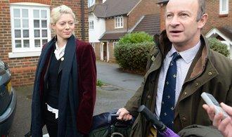 Britská UKIP je bez předsedy. Židli ho stály rasistické výroky o snoubence prince Harryho
