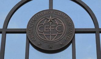 Další akcionář do CEFC Europe. Téměř poloviční podíl získá čínská státní společnost