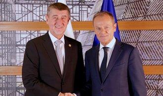 Země EU chtějí lepší ochranu vnější hranice a spolupráci se třetími státy