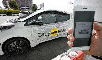 Konkurence Uberu? Nissan se chystá na trh sdílených jízd
