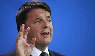 Renzi by měl skončit. Italové dle odhadů jasně odmítli jeho reformu