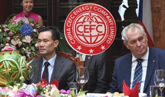 Šéf CEFC odejde z vedení firmy, v Číně je vyšetřován pro porušení zákona