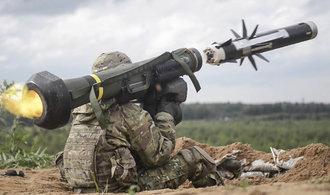 Ukrajina jedná s USA o zbraňových dodávkách