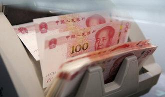 Čínská ekonomika rostla loni nejpomaleji za 28 let