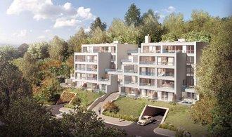 Místo vily po cestovateli Fričovi vyrůstají v Praze-Košířích luxusní byty