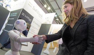 Průmyslové firmy začínají objevovat kouzlo robotizace. Banky registrují vyšší počet půjček