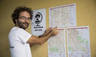 Češi začali mapovat zapomenutá místa planety