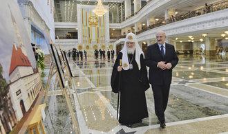 Ruské pravoslaví ruší styky s konstantinopolským patriarchou