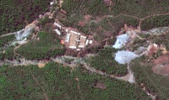 Zničili jsme centrum pro testování jaderných zbraní, ohlásili Severokorejci