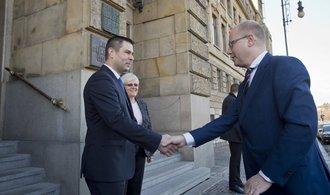 Novým ministrem průmyslu bude Havlíček. Musí zrychlit čerpání dotací