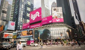 Alternativní taxislužba Lyft obdrží od investorů miliardu dolarů
