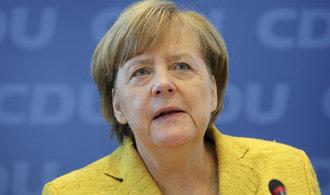 Rozhovory o nové vládě v Německu ztroskotaly. Stále můžeme dojít k dohodě, věří Merkelová