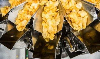 Výrobce Bohemia Chips zdvojnásobil zisk