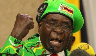 Zimbabwský prezident Robert Mugabe rezignoval