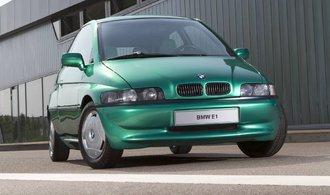 Počátky BMW i3 lze vysledovat do roku 1991. Koncept E1 měl dojezd 200 kilometrů