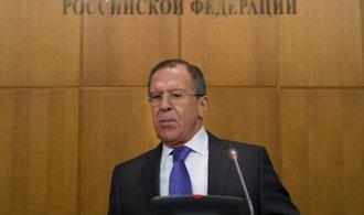 Butinovou k přiznání donutili mučením, prohlásil ruský ministr zahraničí Lavrov