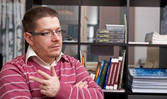 Patrik Nacher: Nechci, aby moloch GDPR zadusil tvůrčí činnost