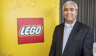 Lego poprvé v historii povede šéf jiné národnosti než dánské