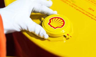 Petrochemickému koncernu Shell vzrostly zisky o 67 procent