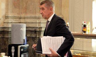 Babiš splnil první z požadavků Bruselu, nebude předsedat vládní radě k evropským fondům