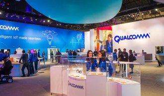 Výrobce čipů Qualcomm dostal od Evropské komise pokutu dosahující miliardy eur