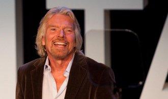 Virgin Hyperloop už nepovede miliardář Branson, firma potřebuje aktivnějšího lídra