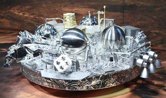 Modulu Schiaparelli se nepoda�ilo p�ist�t na povrch Marsu, nejsp�e explodoval