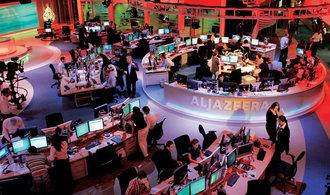 Egypt zablokoval 21 webů, včetně Al-Džazíry a Huffington Post