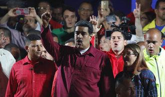 Venezuelské prezidentské volby vyhrál stávající prezident Nicolas Maduro