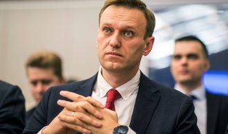 Policie vnikla do kanceláře ruského vůdce opozice Navalného