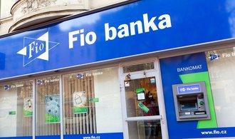 Fio banka letos znásobila svůj hrubý zisk