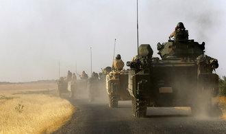 Turci oznámili konec operace v Sýrii
