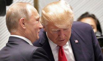 Trump se chce sejít s Putinem, řešit mají KLDR i Ukrajinu