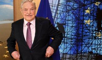 """""""Lži a překrucování"""": Soros se poprvé brání útokům maďarské vlády"""