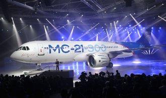 Nové ruské dopravní letadlo úspěšně absolvovalo první let. Má prorazit na světovém trhu