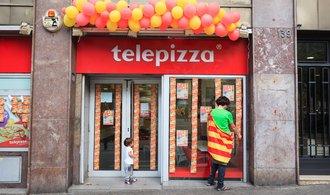 Globální řetězec Telepizza přichází do Česka