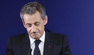 Policie zadržela francouzského exprezidenta Sarkozyho kvůli financování kampaně
