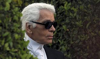 Zemřel uznávaný módní návrhář Karl Lagerfeld
