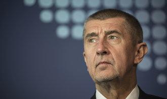 Babiš se brání tvrzení o únosu syna: Pan Vondráček byl také v Rusku, všichni tam chodí