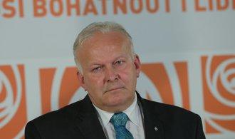 Glosa Martina Čabana: Ministryně bez programu