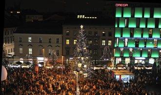 Brno bude příští rok hospodařit se schodkem 2,8 miliardy