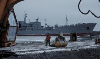 EU uvalí sankce na Rusy, kteří se podíleli na zadržení ukrajinských lodí